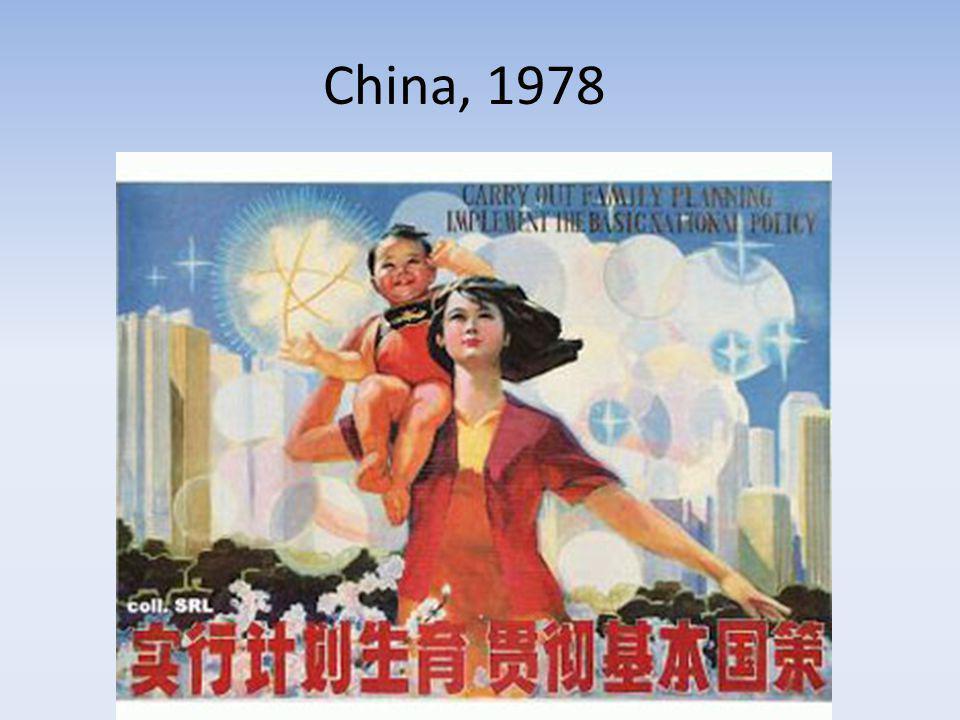 China, 1978