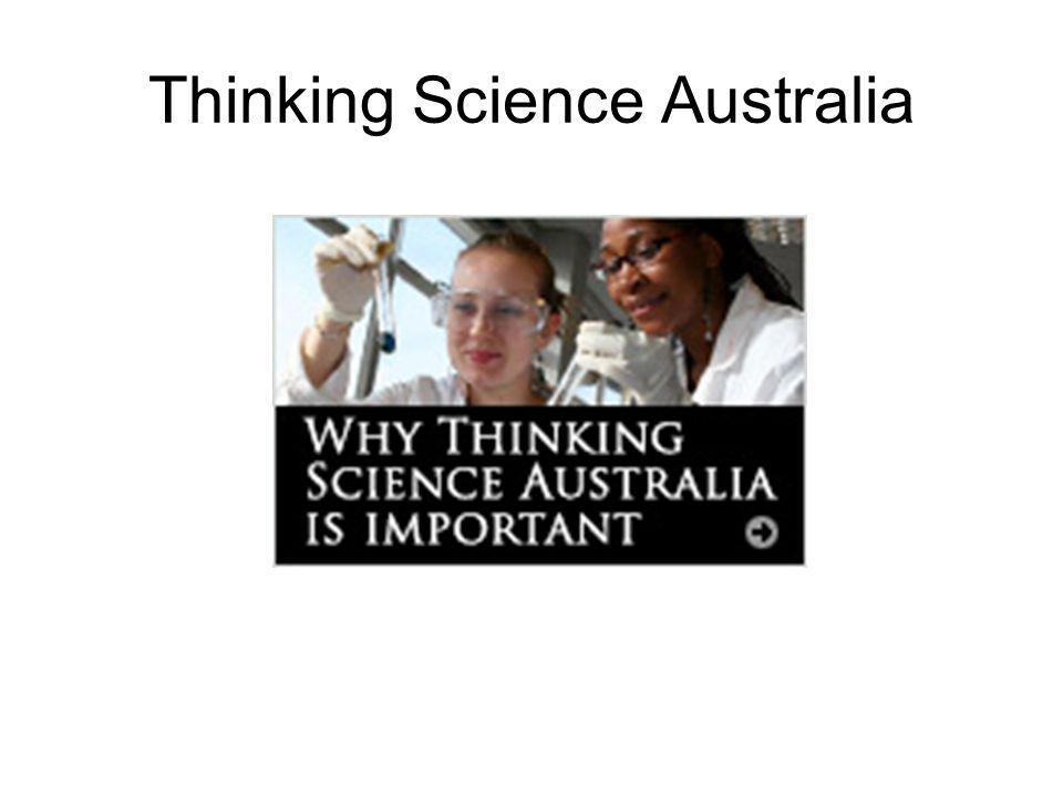 Thinking Science Australia