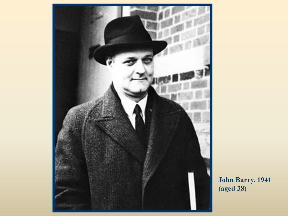 John Barry, 1941 (aged 38)