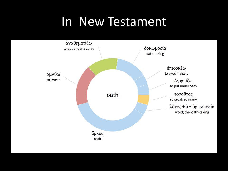 In New Testament