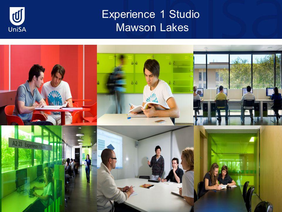 Experience 1 Studio Mawson Lakes