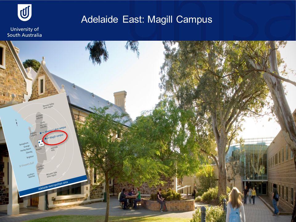 Adelaide East: Magill Campus