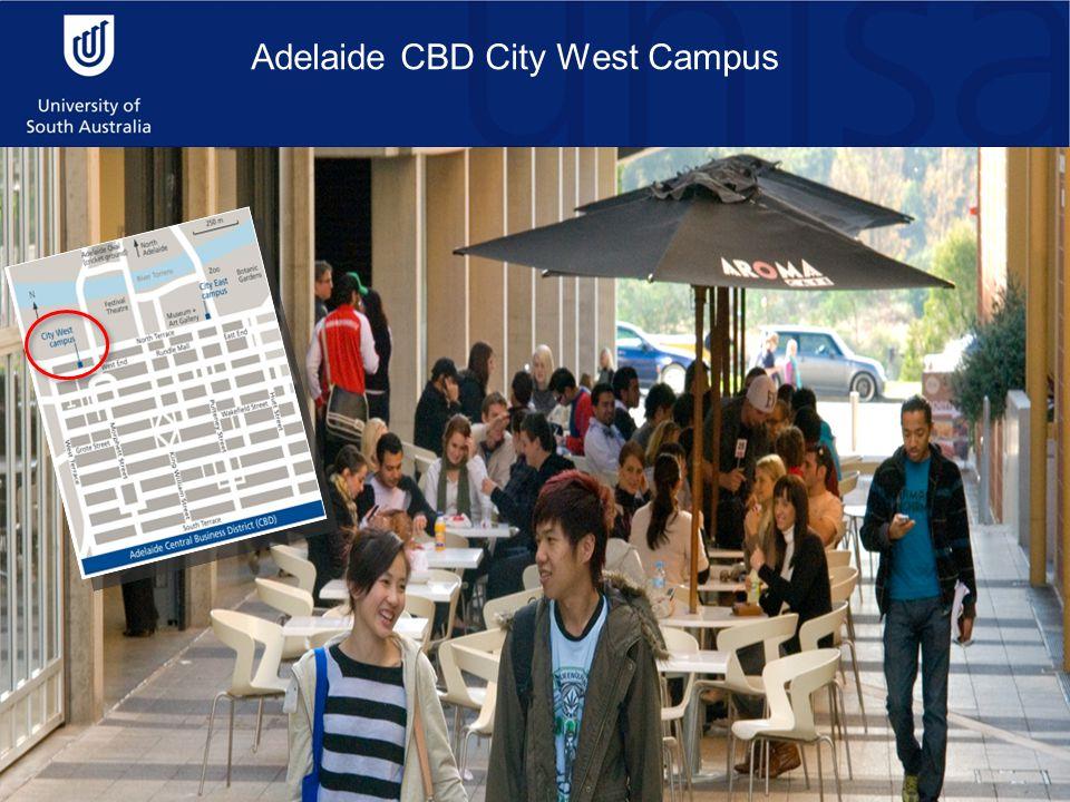 Adelaide CBD City West Campus