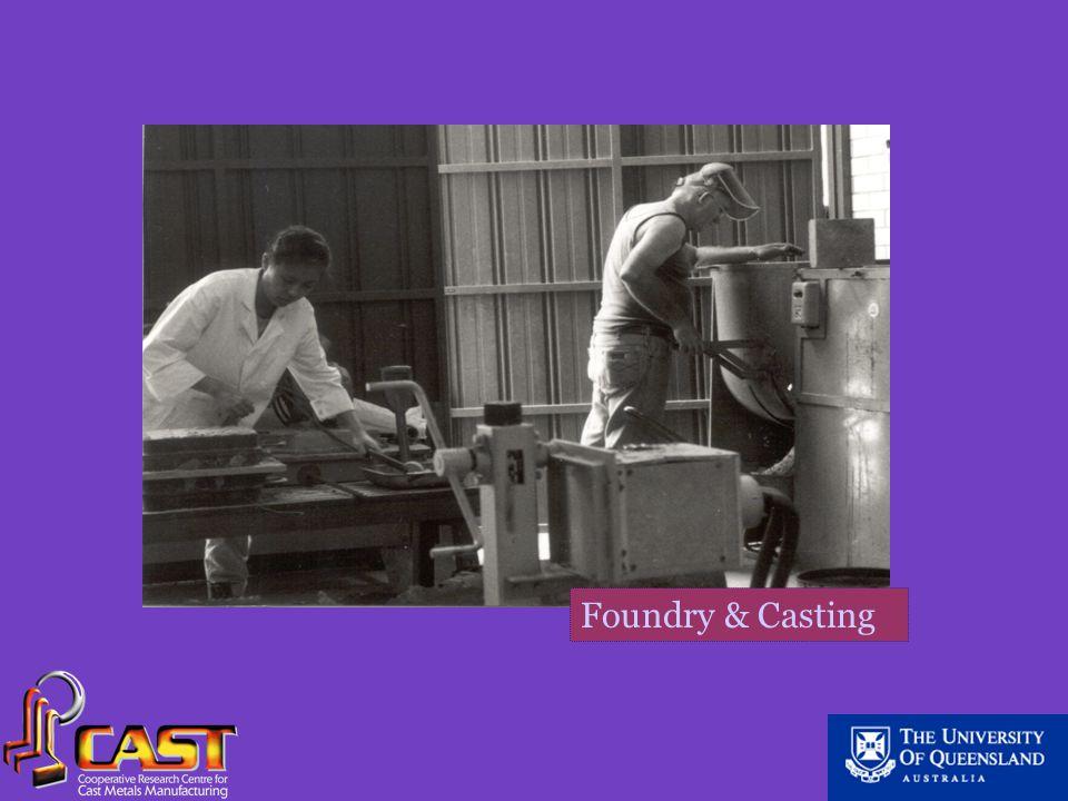 Foundry & Casting
