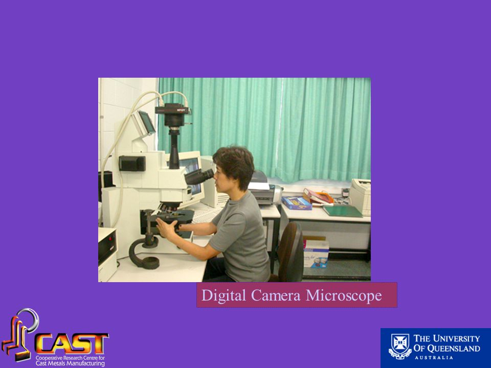 Digital Camera Microscope