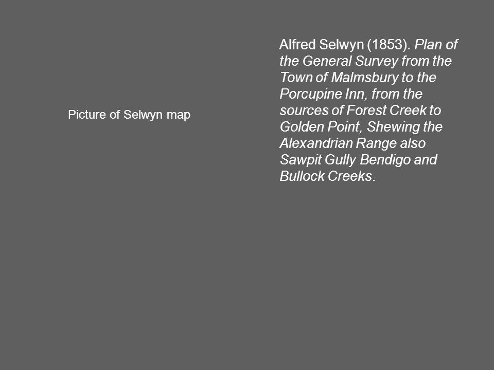 Alfred Selwyn (1853).