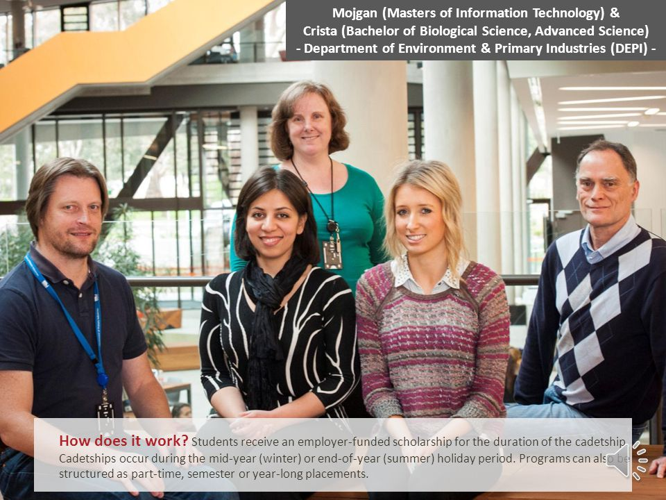 6La Trobe University Cassandra (Bachelor of Science, Environmental Management and Ecology) - Murray Darling Freshwater Research Centre (MDFRC) -