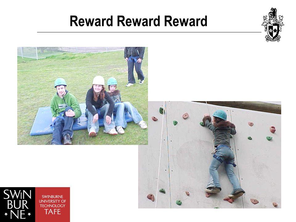 Reward Reward Reward