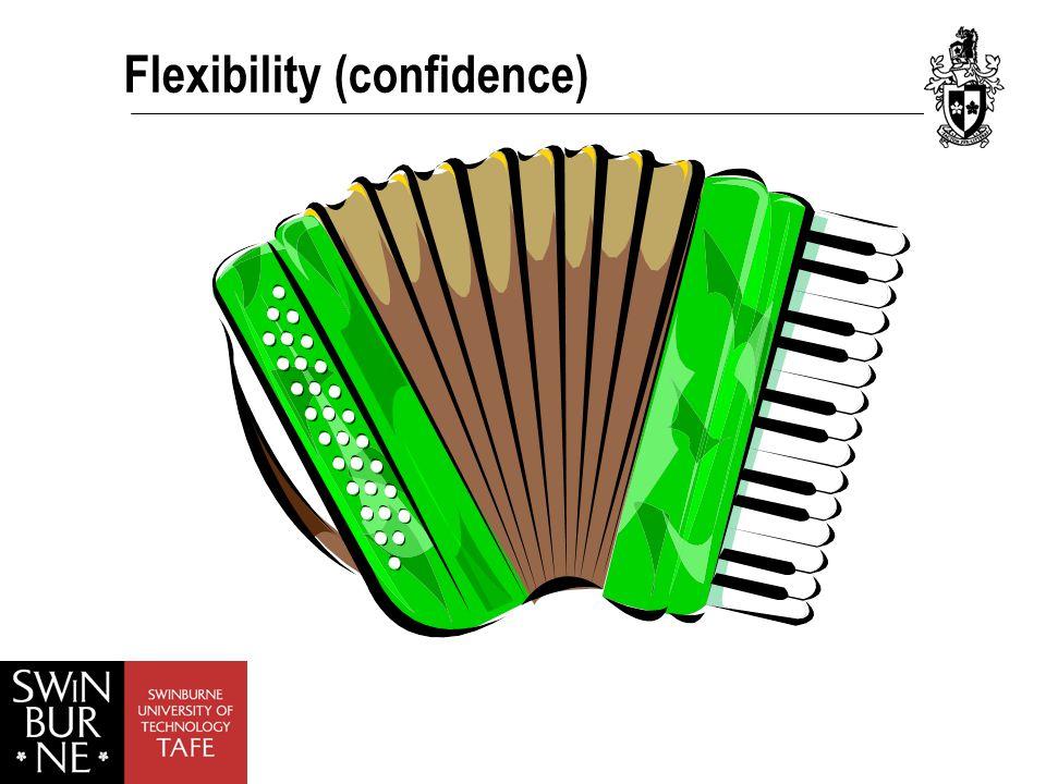 Flexibility (confidence)