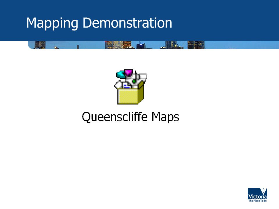 Mapping Demonstration