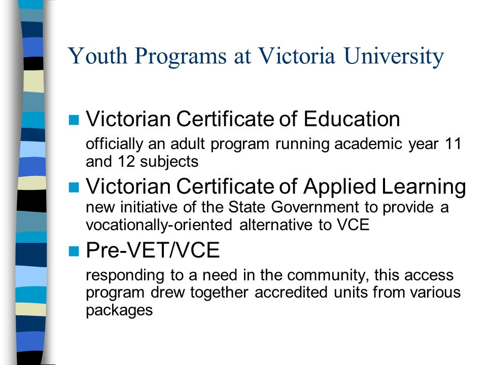 POEM Deliverables 1.Engaging young people 2. Delivery of accredited education & training 3.