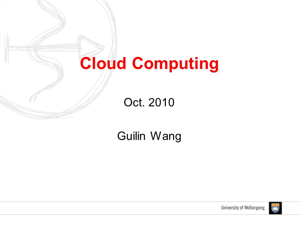  What is cloud computing?  10 obstacles and opportunities for cloud computing Outline