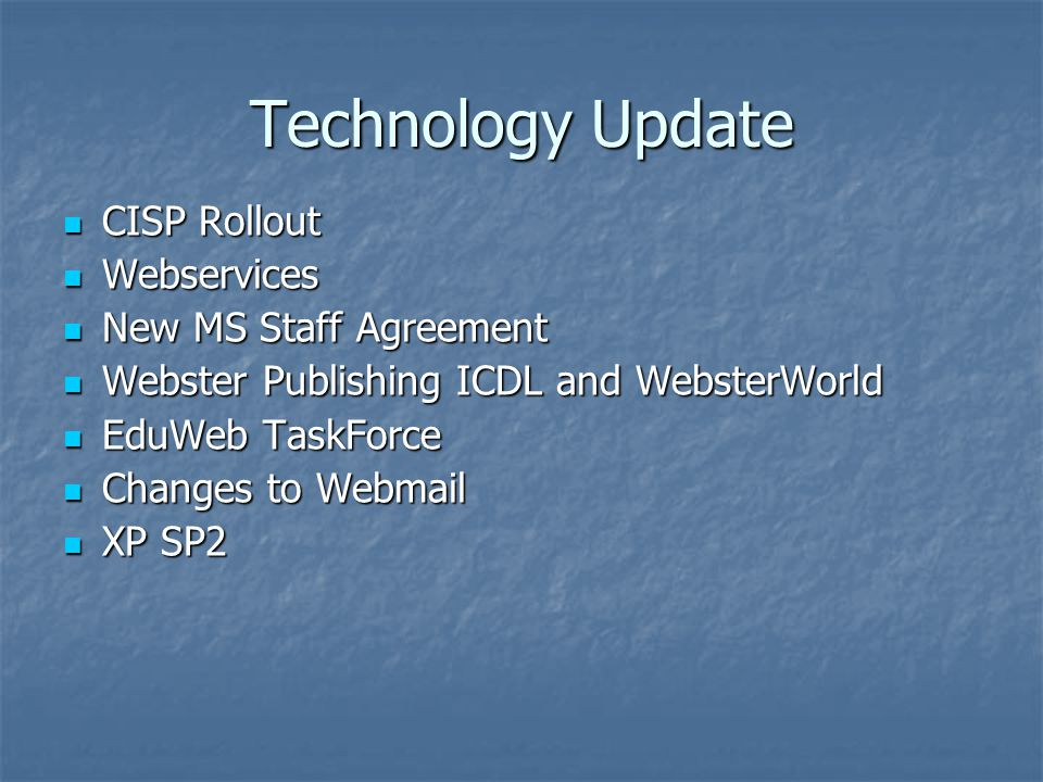 XP SP2 MS have released Service Pack 2 for XP.MS have released Service Pack 2 for XP.