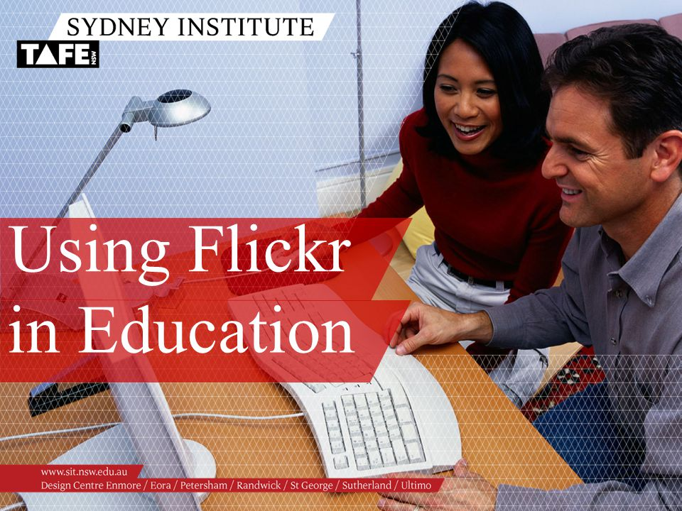 Using Flickr in Education