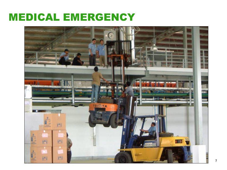 7 MEDICAL EMERGENCY