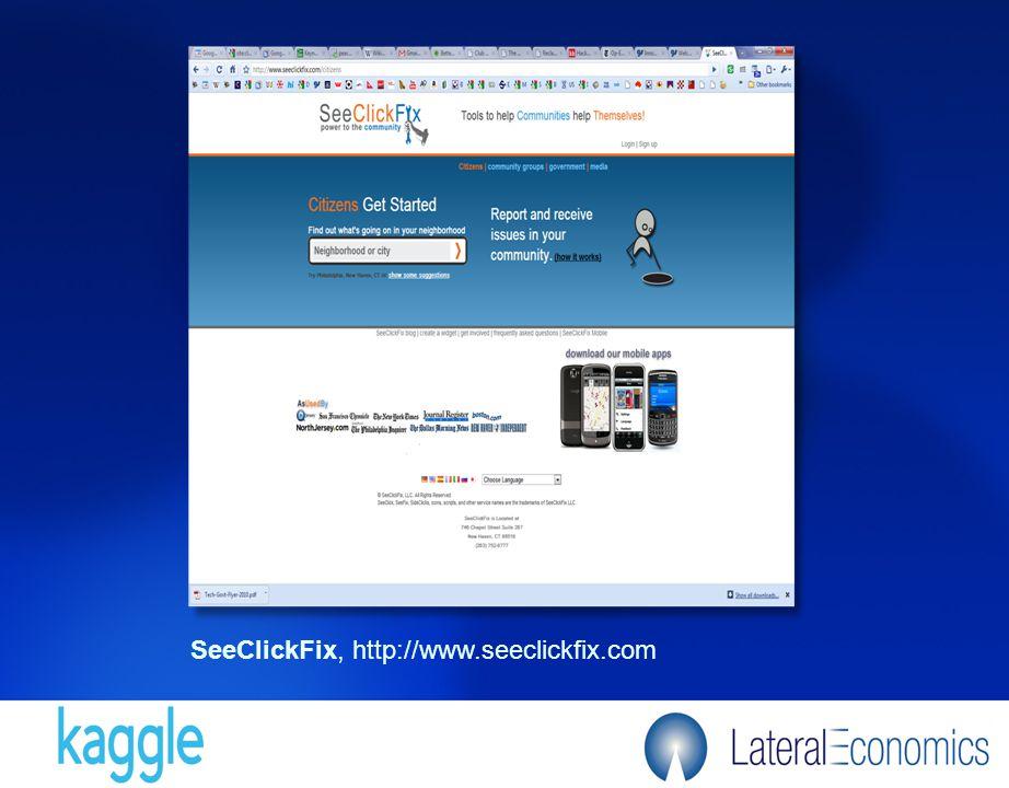SeeClickFix, http://www.seeclickfix.com
