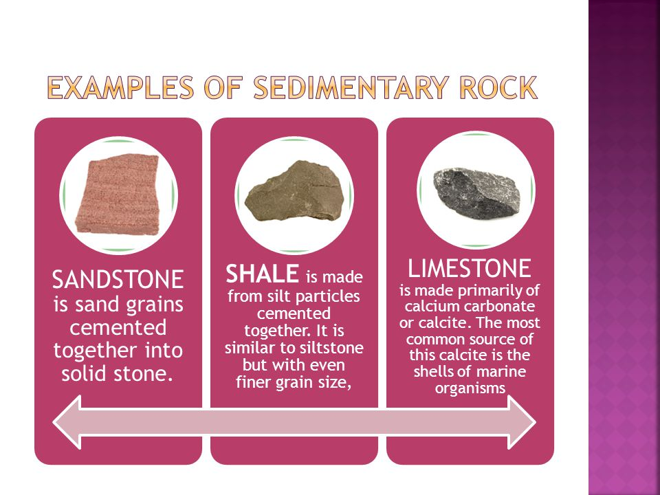 SANDSTONE is sand grains cemented together into solid stone.