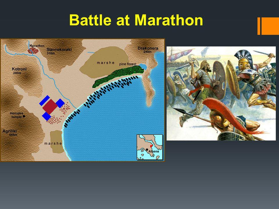 Battle at Marathon