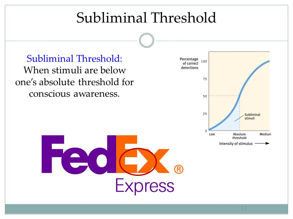 Difference Threshold 14 Difference Threshold: Minimum difference between two stimuli required for detection 50% of the time, also called just noticeable difference (JND).