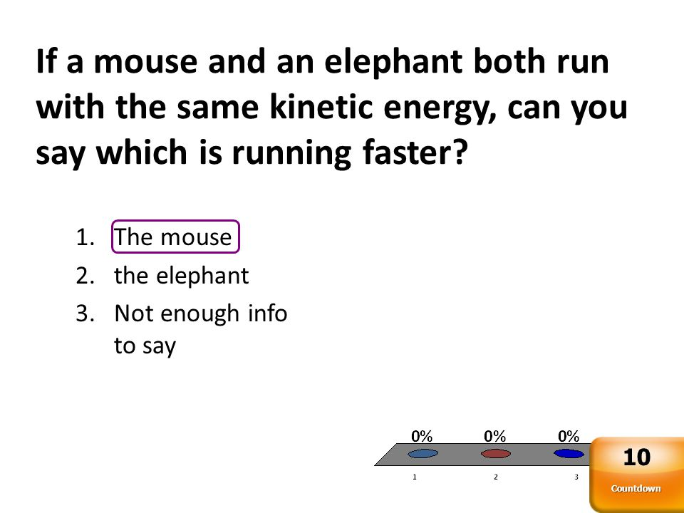 Is it possible for an object to have BOTH PE & KE (simultaneously).