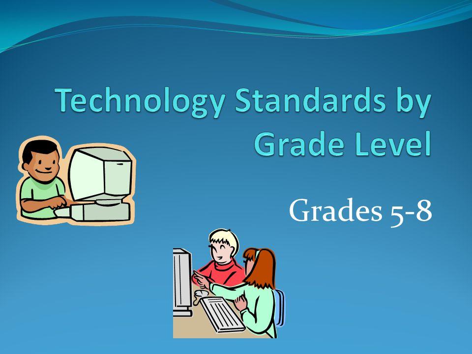 Grades 5-8