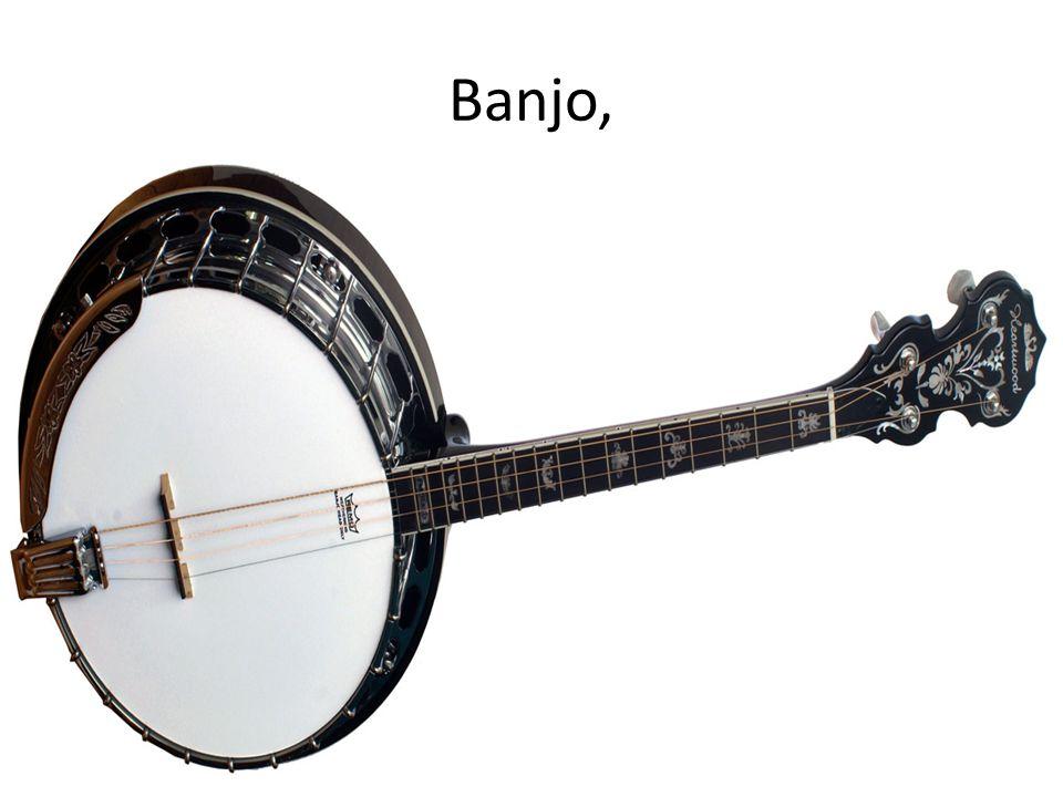 Banjo,