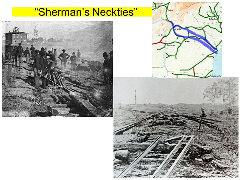 Sherman's Neckties