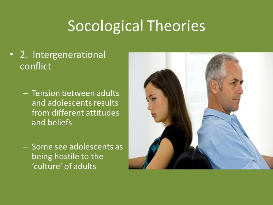 Socological Theories 2.