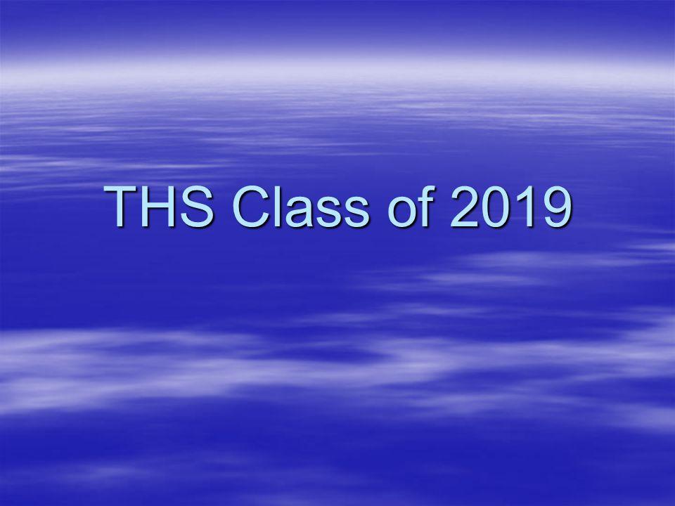 THS Class of 2019