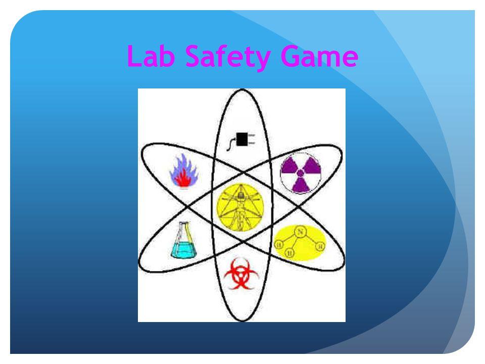 Lab Safety Game