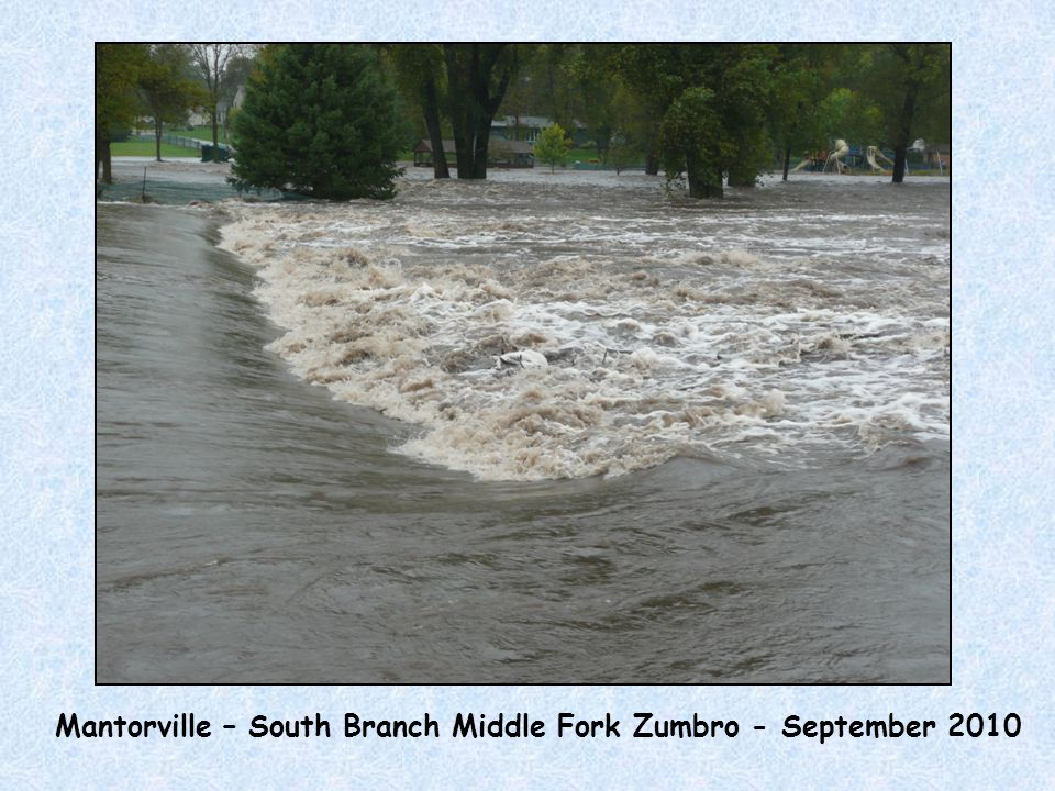Mantorville – South Branch Middle Fork Zumbro - September 2010