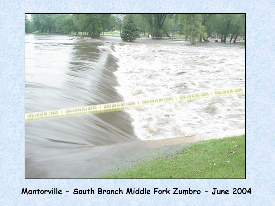 Mantorville - South Branch Middle Fork Zumbro - June 2004