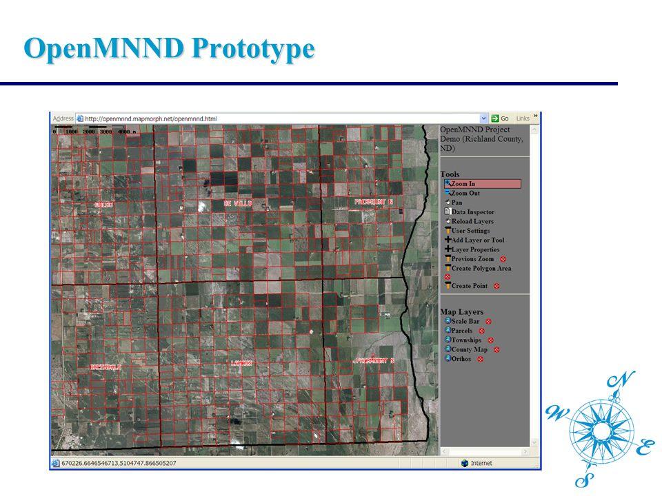 OpenMNND Prototype