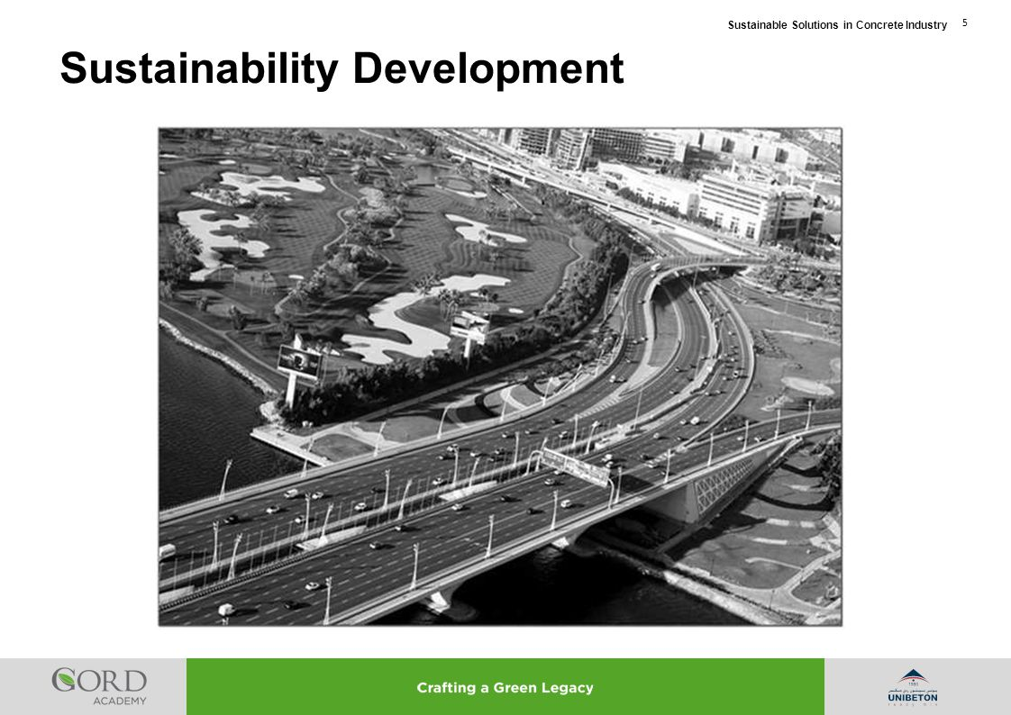 Sustainable Solutions in Concrete Industry 36  Better performance Enhanced workability,finishability & consistency Reduced creep & shrinkage Increased service life  Greater value Minimises amount of reinforcement Higher Modulus of Elasticity – reduced thickness Ease of compaction – less labour  Greener Contribution towards LEED Certification points Upto two ESTIDAMA points in UAE Reduced Carbon Footprint Affordable Green construction Low Carbon Optimized Green concrete gives value engineering