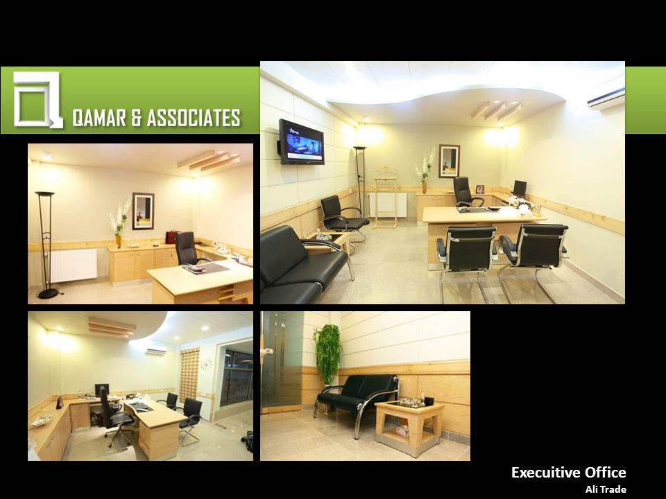 Execuitive Office Ali Trade