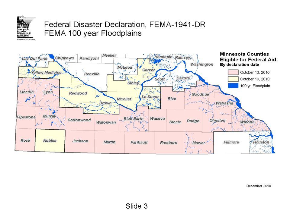 Slide 4 OPPORTUNITY Focus on floodplain enrollment.