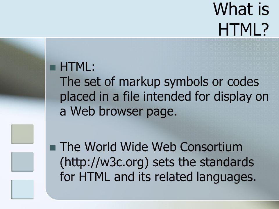 XHTML Logical Style Elements Indicate the logical style of the text display Common Logical Style Tags To cause text to be emphasized or to stand out from surrounding text.