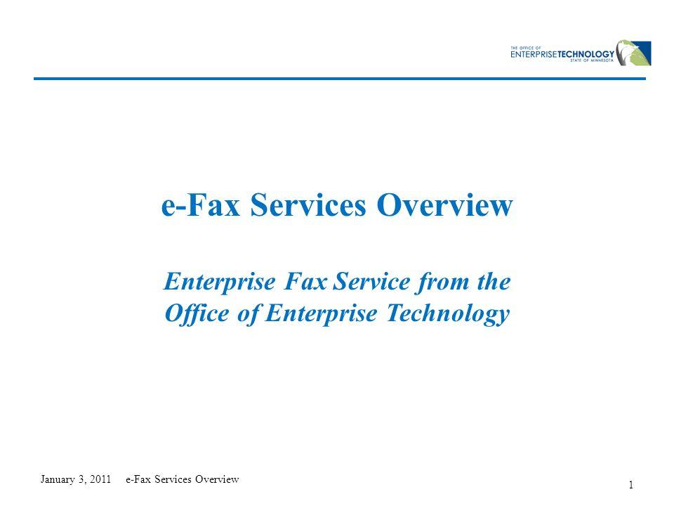 2 Description Features Fax vs.