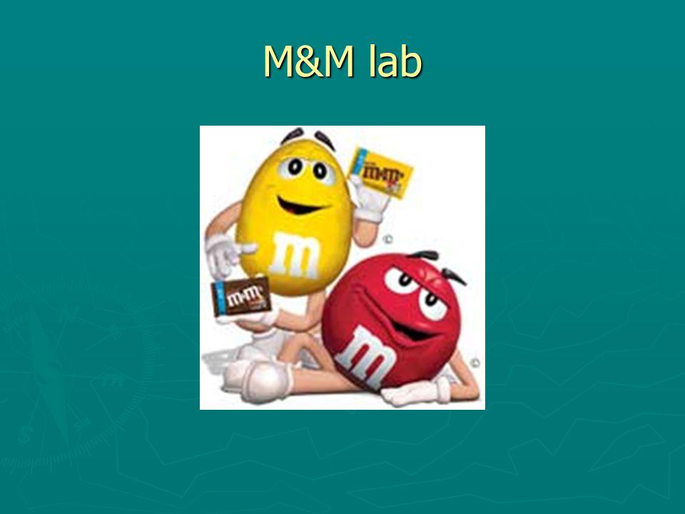 M&M lab