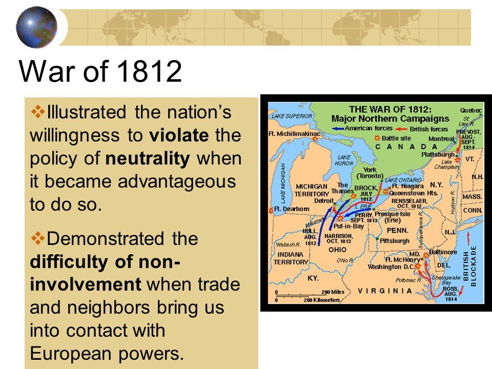 Some Key Early Decisions Jay's Treaty (1794) Pinckney Treaty (1795) XYZ Affair (1797) Louisiana Purchase (1803) Embargo & Non- Intercourse Acts (1807)