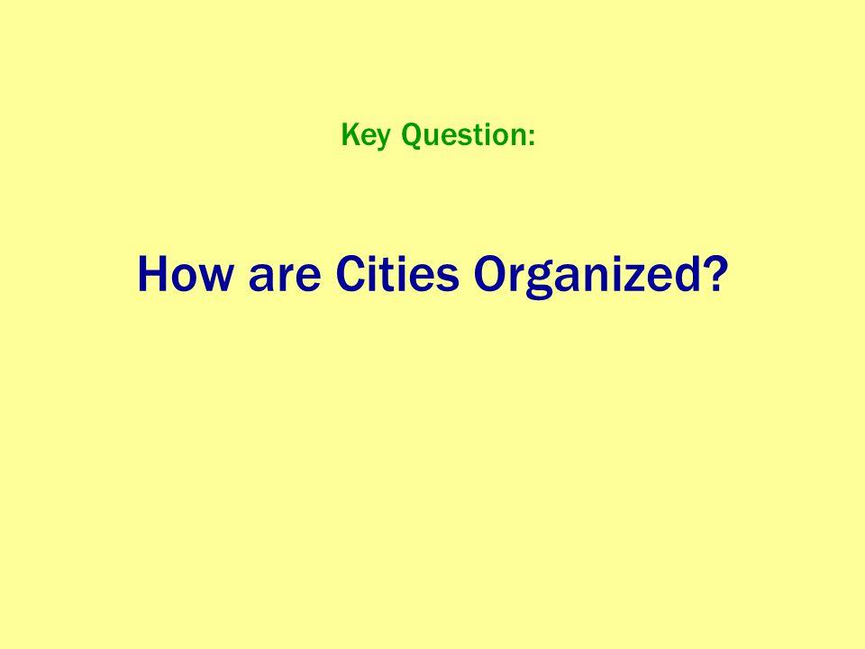 Changes in Cities in the U.S.U.S.