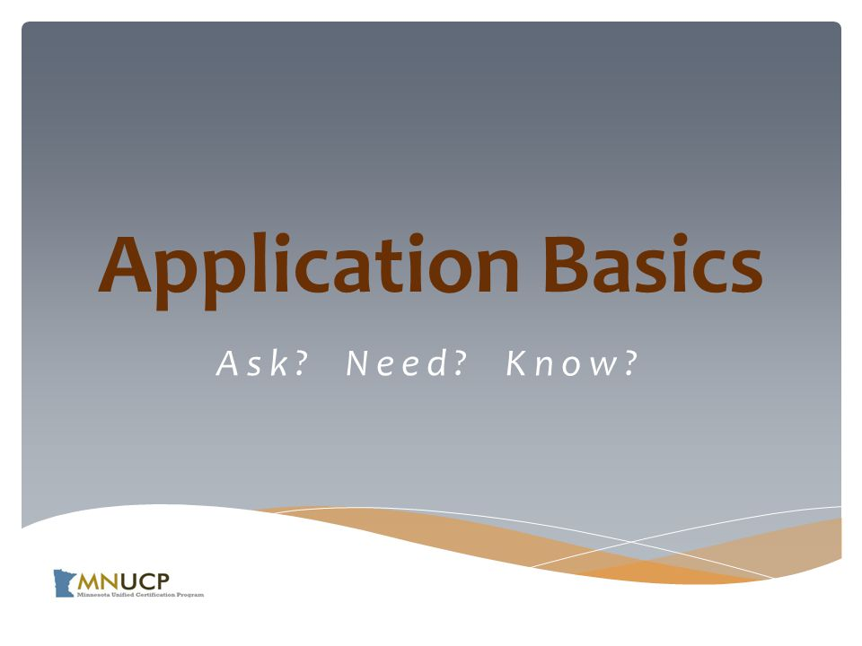 Application Page 14 Supporting Documentation Checklist: - Useful Tool to Provide Required Documentation
