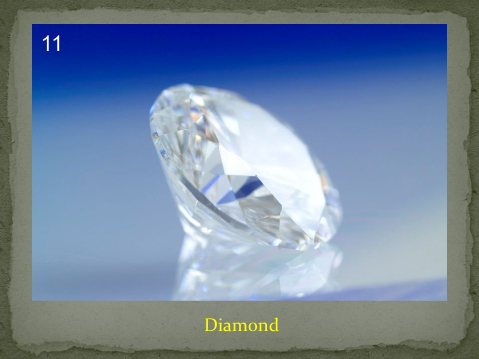 Diamond 11