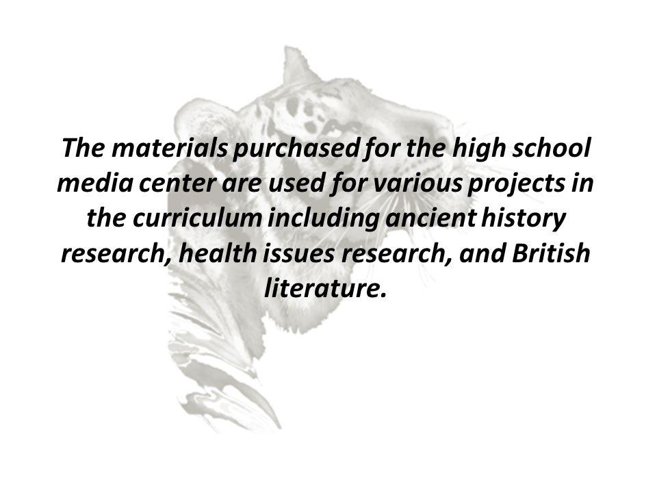 Non-fiction Book Collection High School Media Center