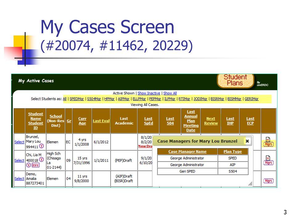 ECSE Child Outcomes Summary (COSF) (#20540, 20541, 20550, 20556, 20571.