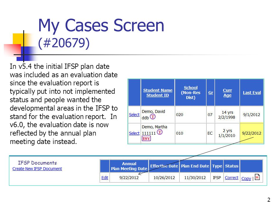 Case Document Screen 3 On the case document screen there are now two Return buttons available at the top and the bottom of the screen.