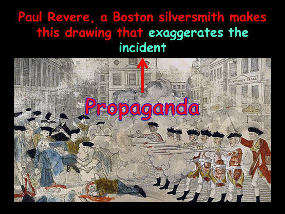 The Coercive (Intolerable) Acts No ship could leave Boston Harbor until tea is paid for.