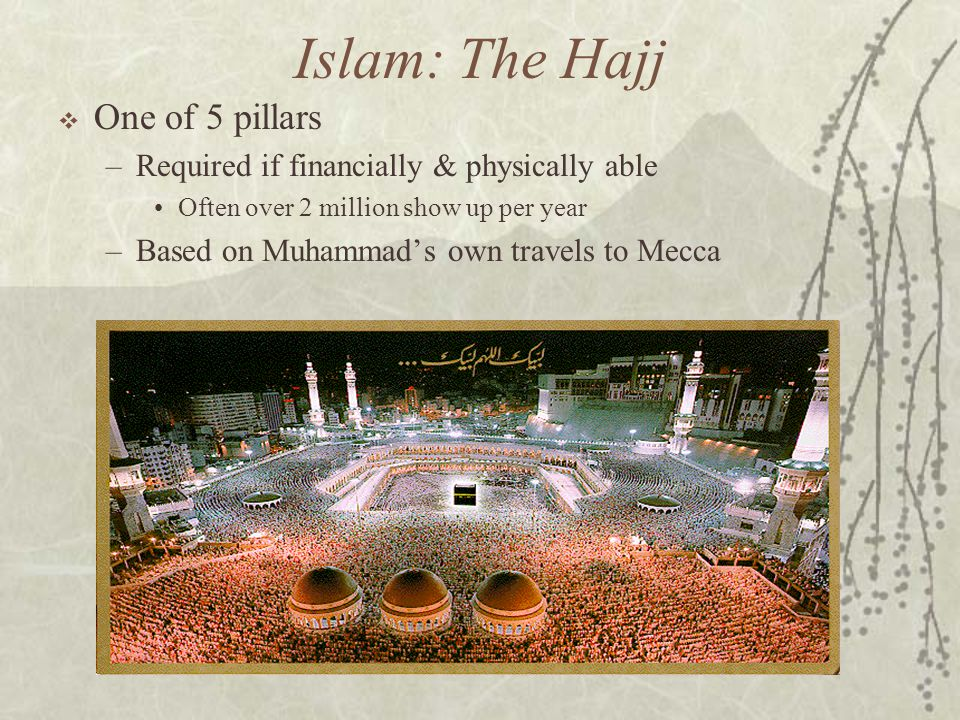 Islam: The Five Pillars  The Five Pillars of Islam help Muslims put faith into action.