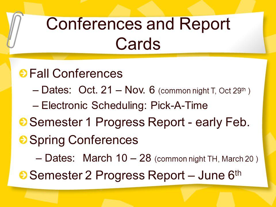 Testing MCA Testing –Reading: April 22 – 23 (paper pencil) –Math: April 29 – 30 (paper pencil) MAP Testing, (Measures of Academic Progress) math and reading –September –May