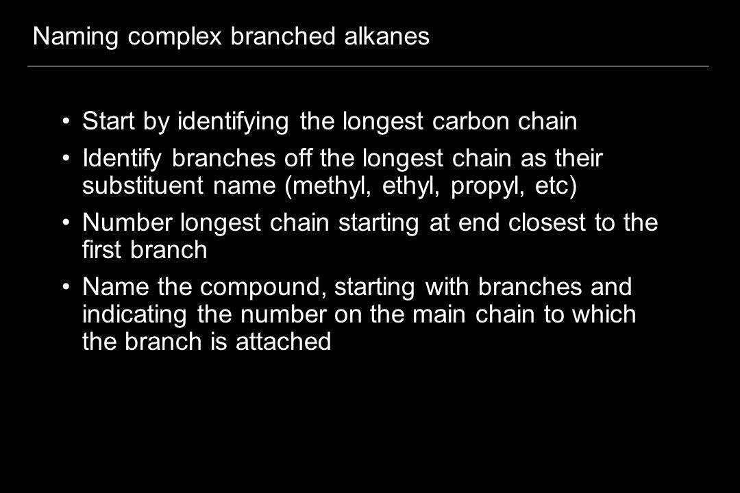 Cycloalkanes Saturated hydrocarbons which form a ring of carbon atoms General formula C n H 2n Prefix name with cyclo- and name as if straight chain E.g.